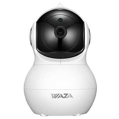 WAZA SC02 1080p 2MP Home Camera, Indoor IP Security Surveillance System  Night Vision Home/Office / Baby/Nanny / Pet Monitor iOS, Android App