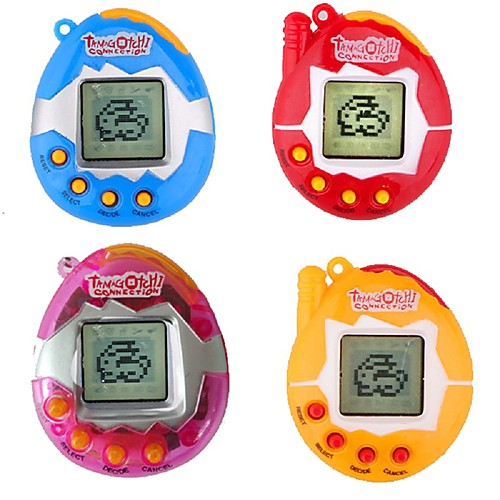 Tamagotchi Electronic Pets Gaming Stress and Anxiety Relief Funny with Screen Kid's Adults' Boys' Girls' Toy Gift