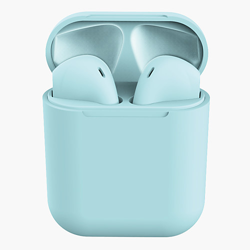 Lanpice Inpods 12 TWS True Wireless Earbuds Wireless Bluetooth 5.0 Stereo Dual Drivers with Microphone HIFI with Charging Box for Mobile Phone