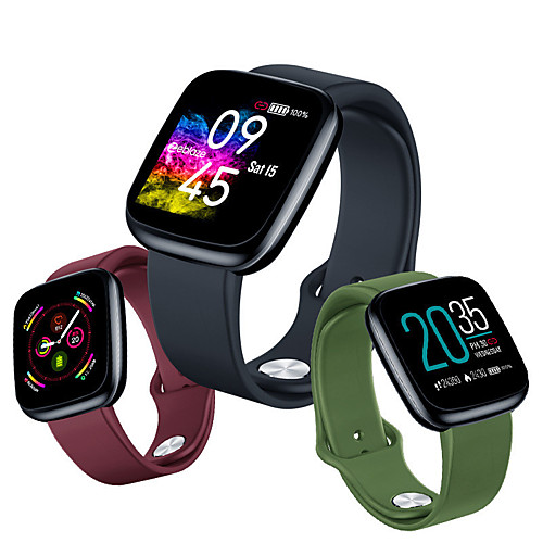 Zeblaze Hybrid Unisex Smartwatch Android iOS Bluetooth Waterproof Touch Screen Heart Rate Monitor Blood Pressure Measurement Calories Burned ECGPPG Timer Pedometer Sedentary Reminder Temperature