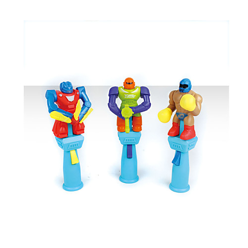 Stress Reliever Warrior Parent-Child Interaction Plastic Shell for Kids Child's All