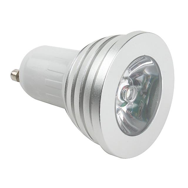 gu10 rgb 1-LED-Strahler (48mm, 3W, 85-265V)