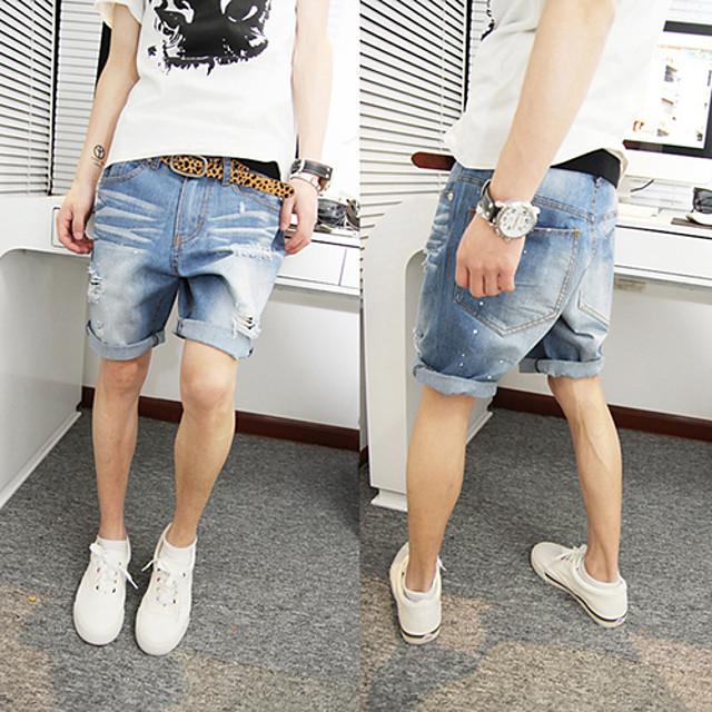 Pantalones De Mezclilla Para Hombres 318494 2021 50 59