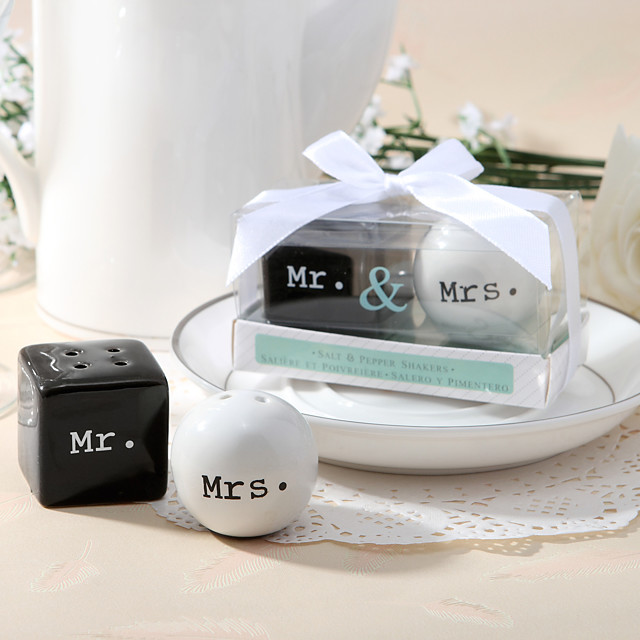 Wedding / Bridal Shower Ceramic Kitchen Tools Classic Theme