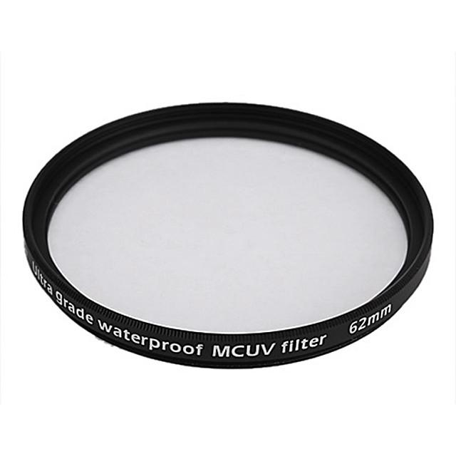 Multi-coating, Harden en waterdicht UV Filter 62mm