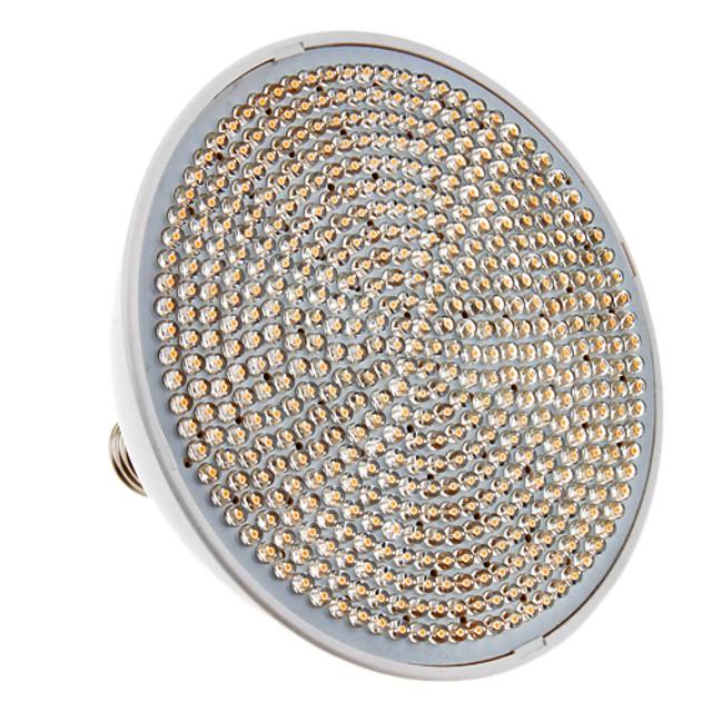 E27 24W 480-LED 2000LM 3000K Warm White Light Bulb LED Spot (220-240V)