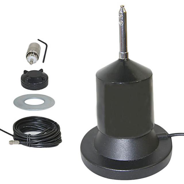 tirol® 5,000watt я способен CB антенны высокого качества магнита монтажа любительского антенну