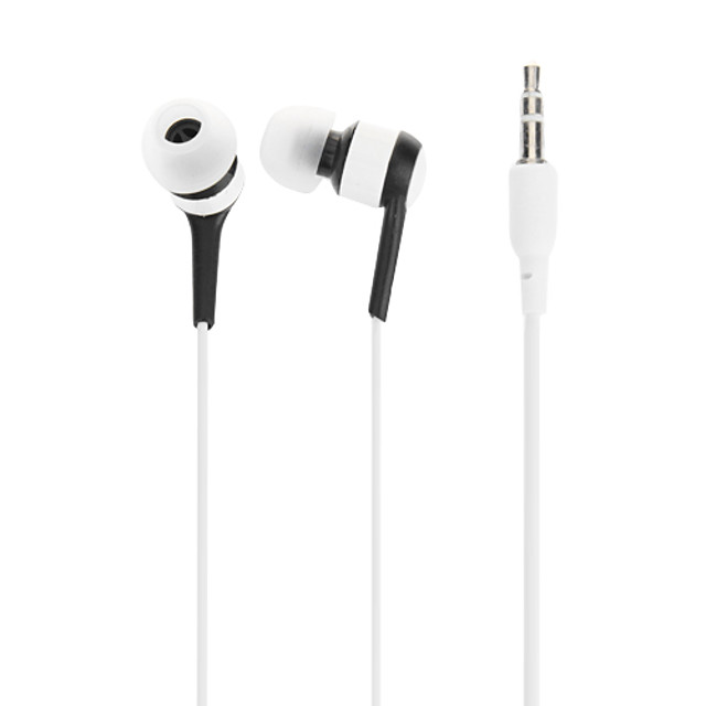 S039 Fresco-Designed Super Bass en la oreja los auriculares para el iPod de música, S3, S4, iPhone, HTC