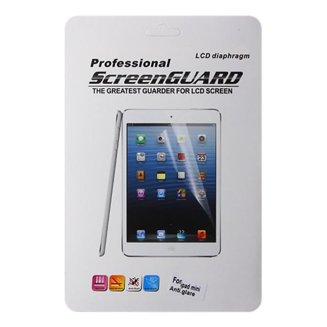 Protecteur d'écran LCD pour Mini iPad 3 Mini iPad Mini iPad 2 w / tissu et le stylet de nettoyage