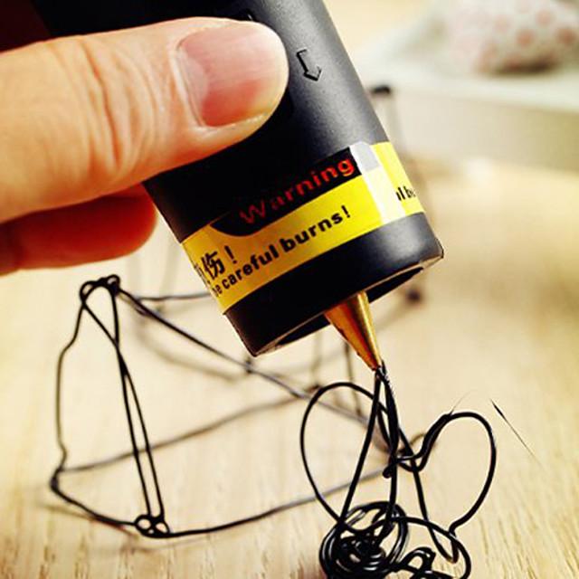 YAYA Décoré Portable Pen d'impression 3D