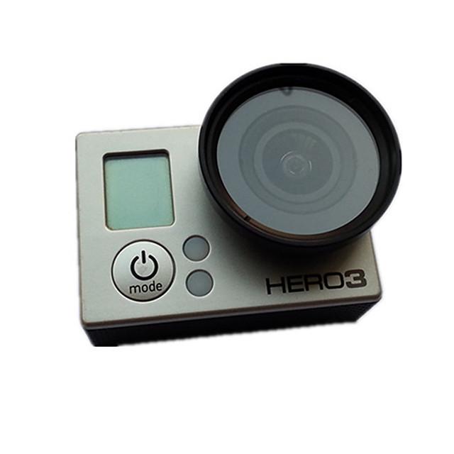 Accesorios GoPro Tapa de Objetivo Para Gopro Hero 3 / Gopro Hero 3+ / Gopro Hero 4 Silver / Gopro Hero 4 / Gopro Héroe 4 NegroOtro /
