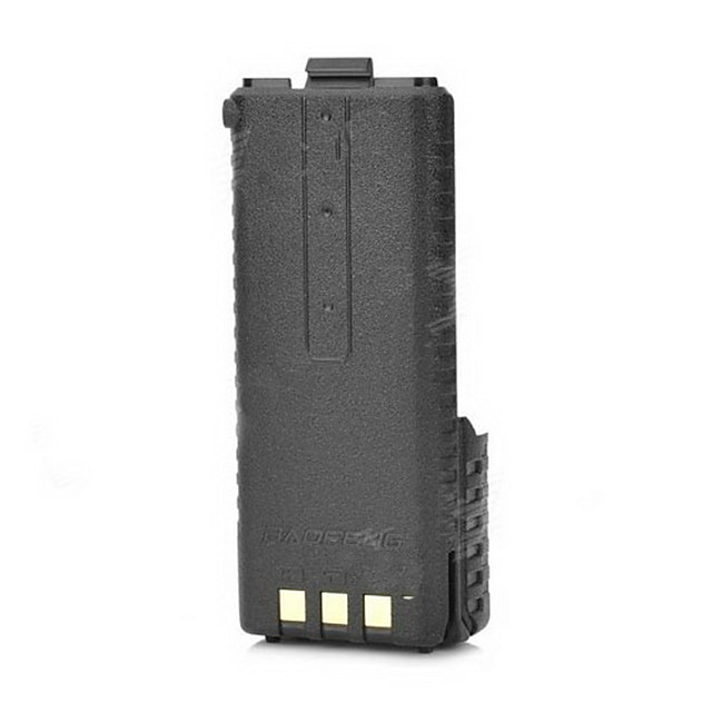 BaoFeng BL-5L Replacement Walkie Talkie Lengthened 3800mAh Li-ion Battery - Black
