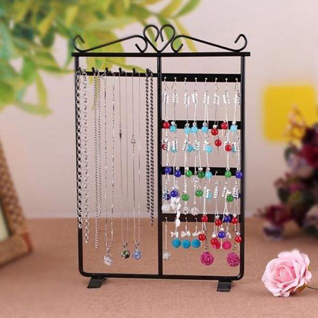 Jewelry Displays - Fashion Black, White 21 cm / Women's