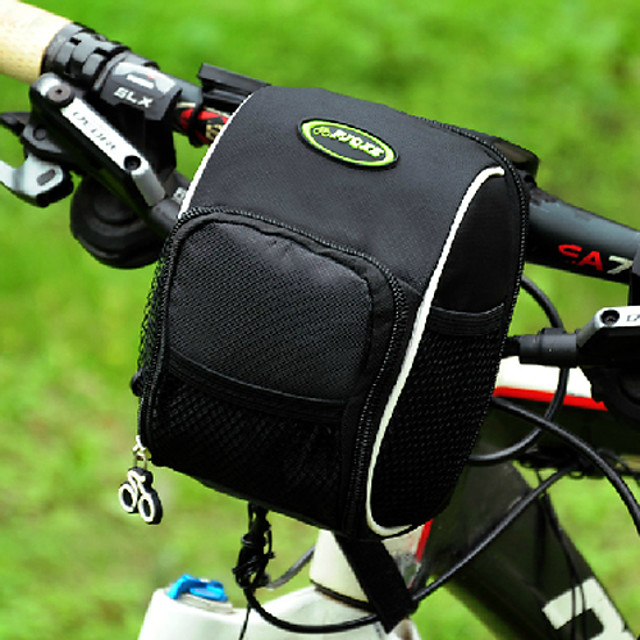 FJQXZ Bike Handlebar Bag Waterproof Quick Dry Wearable Bike Bag Nylon 600D Polyester Bicycle Bag Cycle Bag Cycling / Bike