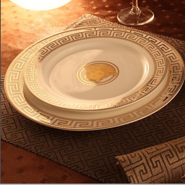 1pc Dinnerware Set Dinnerware Bone China Eco-friendly
