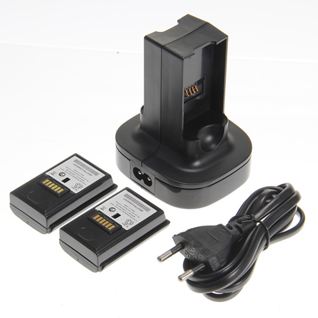 Batteries and Chargers For Xbox 360 ,  Batteries and Chargers Plastic unit
