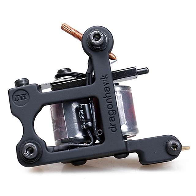 DragonHawk Tattoo Machine Alloy Casting High Quality Liner Classic Daily