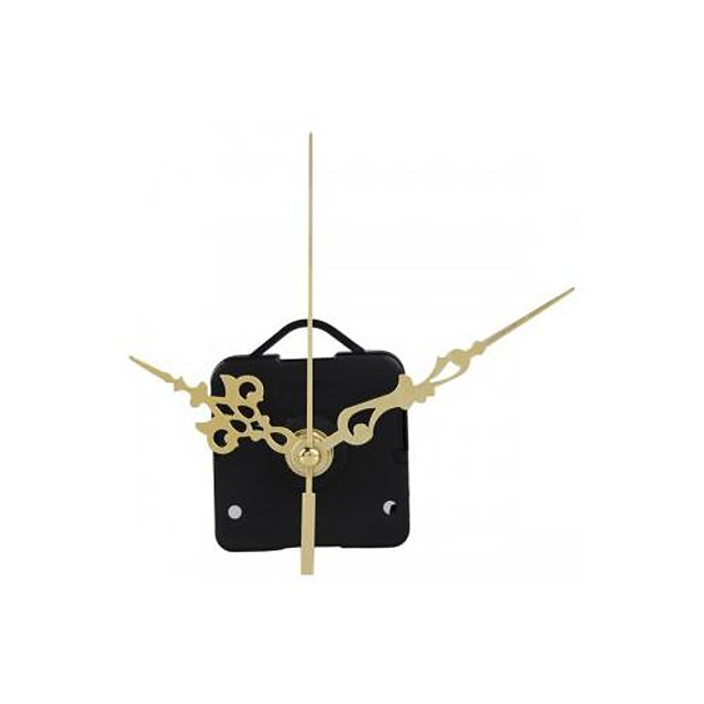 Clock Mechanism DIY Kit Mechanism for Clock Parts Wall Clock Quartz Hour Minute Hand Quartz Clock Movement