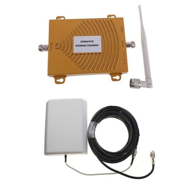 Cdma Pcs 850 1900mhz Double Bande Signal De Telephone Mobile Kit D Antenne Amplificateur De Puissance De 2275354 2020 A 111 29