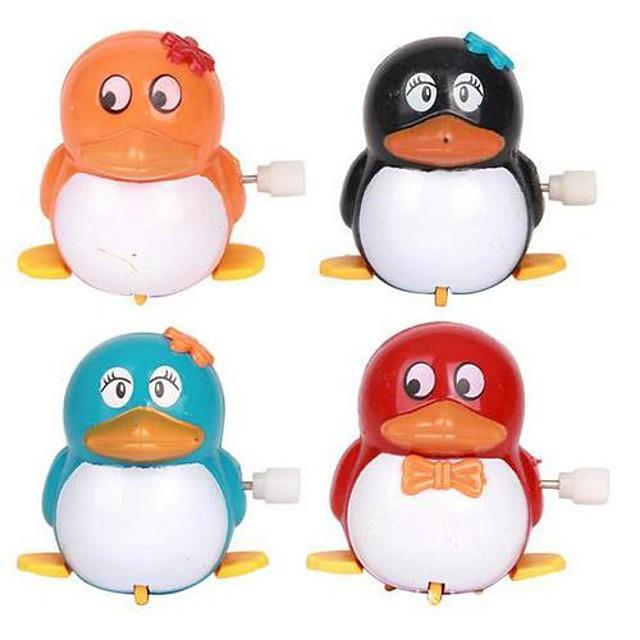 ходьбы пингвина Заводной детские игрушки (цвет случайный)