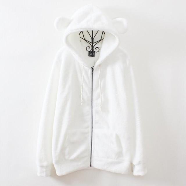 hoodie med öron