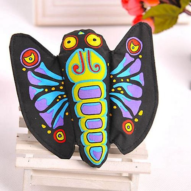 Chew Toy Dog Toy Pet Toy Butterfly Textile Gift
