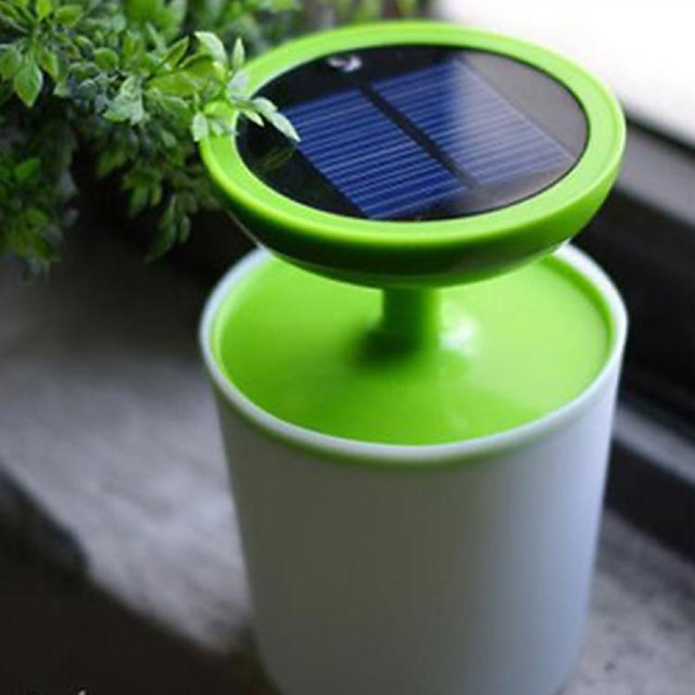 High Power 1W  Lamp Solar  Potted Light  Led Night Light