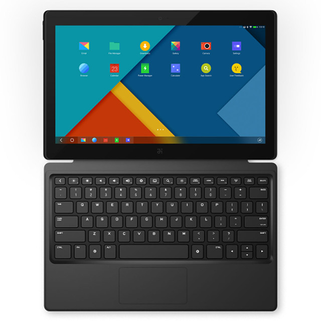 Tablet PC Remix 11.6 Remix OS (Android 5.0), WiFi, GPS, Quad Core, 2GB RAM, 64GB ROM, Teclado