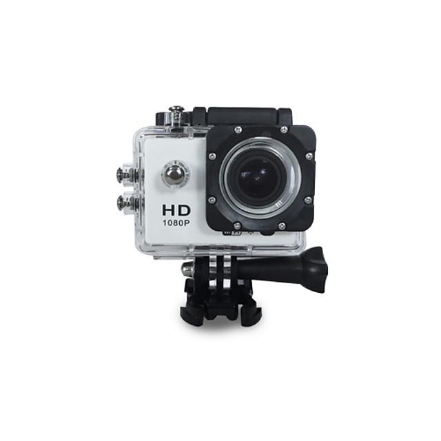 RICH GS385 SPORTS CAM/ Waterproof 30M/1080P HD video pixels/12.0Mega pixel/170°Wide Angle Lens/1.5