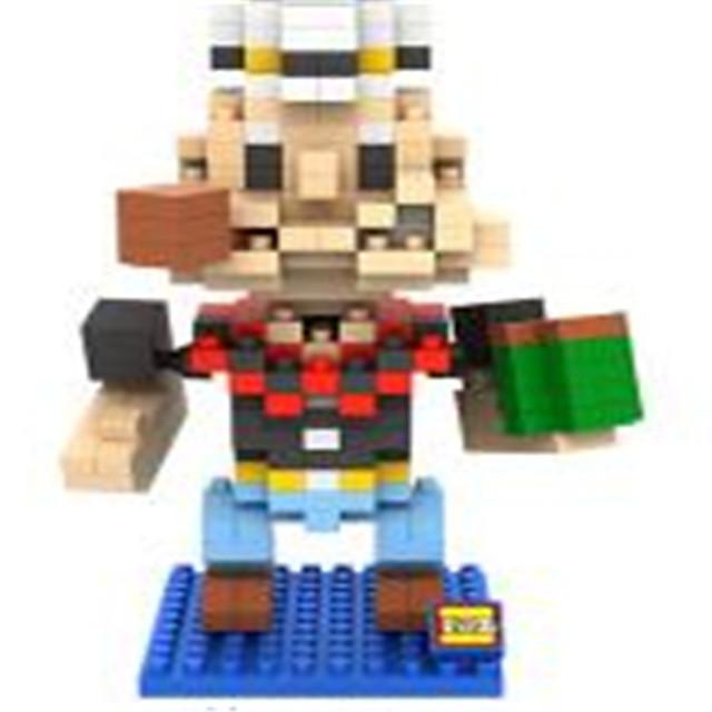 Building Blocks Military Blocks Educational Toy LOZ Blocks Construction Set Toys Soldier compatible Plastic Legoing Boys' Girls' Toy Gift / Kid's
