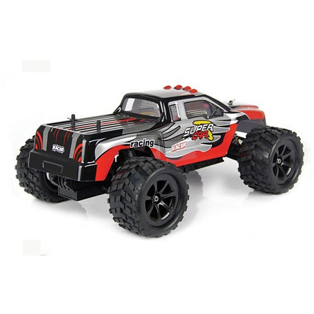 RC Car WLtoys L969 2.4G Buggy (Off-road) / Truggy / Off Road Car 1:12 Brush Electric 40 km/h Rechargeable / Remote Control / RC / Electric