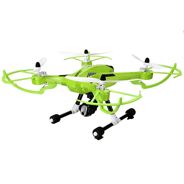 RC Drone JJRC H26/H26C/H26D/H26W 4CH 6 Axis 2.4G With HD Camera 720P RC Quadcopter FPV / One Key To Auto-Return / Headless Mode RC Quadcopter / Remote Controller / Transmmitter / Camera / 360°Rolling