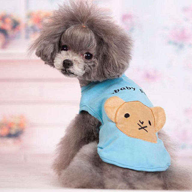 Dog Coat Animal Wedding Fashion Christmas Winter Dog Clothes Puppy Clothes Dog Outfits Black Blue Pink Costume for Girl and Boy Dog Cotton S M L XL XXL