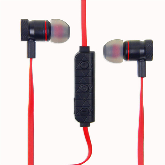 M9 In Ear Wireless Headphones Dynamic Aluminum Alloy Sport Fitness Earphone Magnet Attraction With Volume Control With Microphone 5093859 2020 14 05