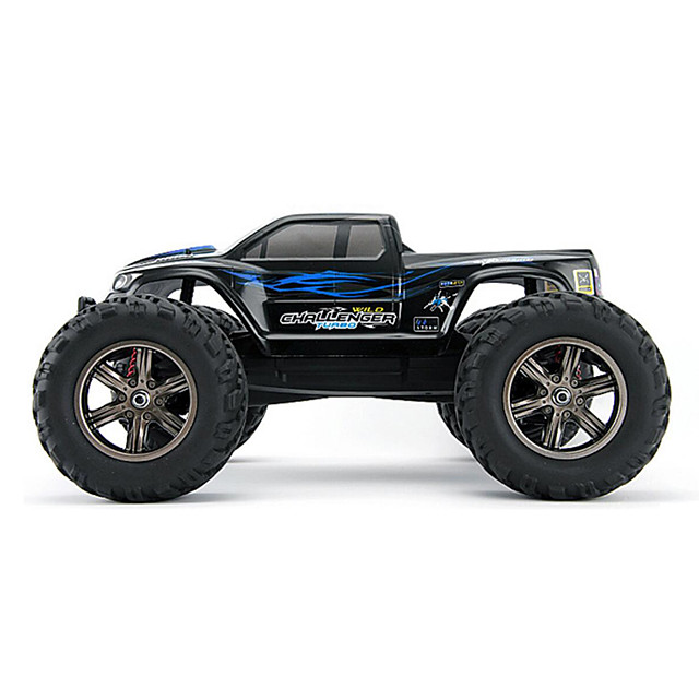 RC Car 4WD Buggy (Off-road) / Rock Climbing Car / Off Road Car 1:16 Brushless Electric Rechargeable / Remote Control / RC / Electric