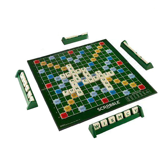 Board Game Scrabble Clue Board Game Risk Board Game Catan Board Game Plastic Professional English Kid's Adults' Toys Gifts