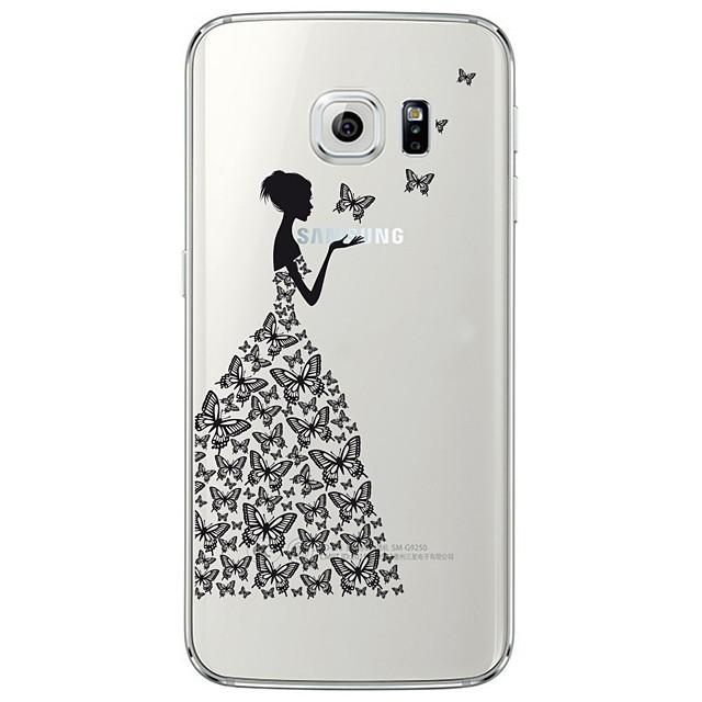 Coque Pour Samsung Galaxy S7 edge / S7 / S6 edge plus Transparente ...