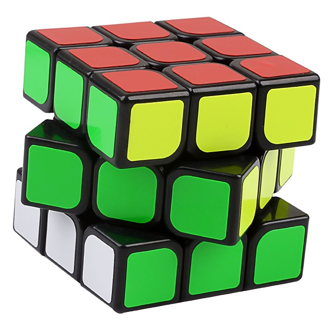 Speed Cube Set Magic Cube IQ Cube YongJun 3*3*3 Magic Cube Stress Reliever Puzzle Cube Professional Level Speed Professional Classic & Timeless Kid's Adults' Children's Toy Boys' Girls' Gift