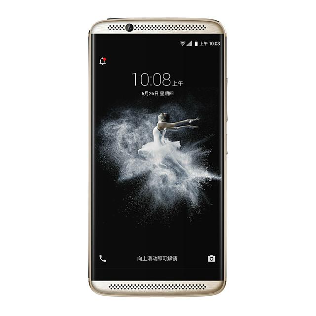 ZTE ZTE A2017 5.5 pollice / 5.1-5.5 pollice pollice Smartphone 4G (4GB + 64GB 20 mp Qualcomm Snapdragon 820 3250 mAh mAh) / Quad Core / FDD (B1 2100MHz) / FDD (B3 1800MHz) / FDD (B7 2600MHz)