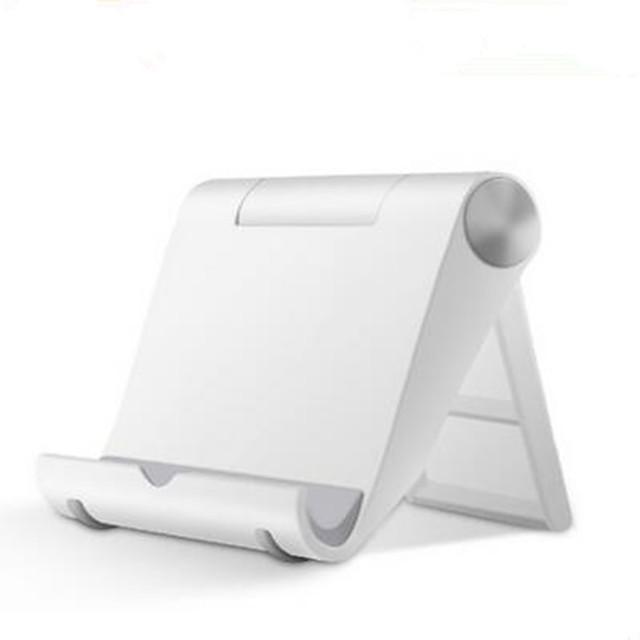 Phone Holder Stand Mount Bed / Desk Universal / Mobile Phone / Tablet Mount Stand Holder Adjustable Stand Universal / Mobile Phone / Tablet Stand Plastic