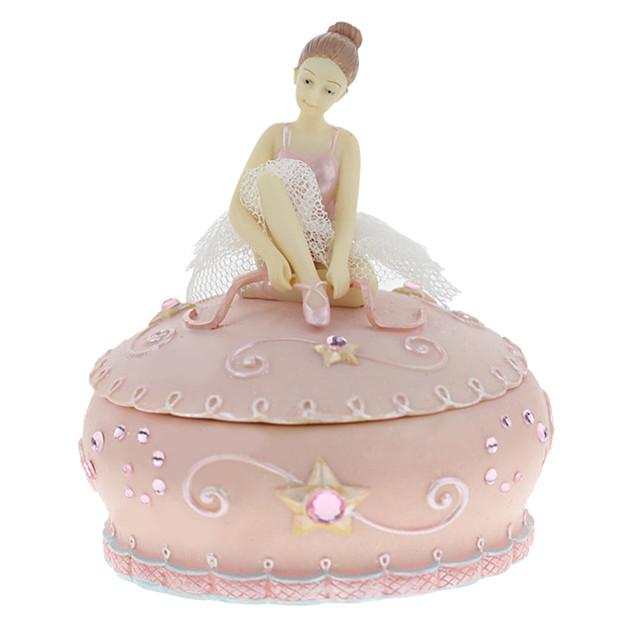 กล่องดนตรี กล่องเครื่องประดับดนตรี กล่องดนตรีนักบัลเล่ต์ นักเต้นกล่องดนตรี นักเต้นบัลเล่ต์ เอกลักษณ์ สำหรับผู้หญิง เด็กผู้ชาย เด็กผู้หญิง สำหรับเด็ก ผู้ใหญ่ ของขวัญรับปริญญา ของเล่น ของขวัญ