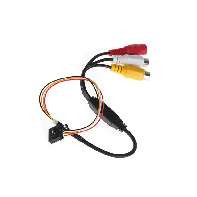Cmos 600TVL Security Indoor CCTV Camera Mini Camera Pinhole Camera