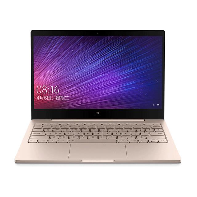 Xiaomi Laptop taccuino Air 12.5 pollice LCD Intel Corem Core M3-6Y30 4GB DDR3 SSD da 128 GB Intel HD Windows 10
