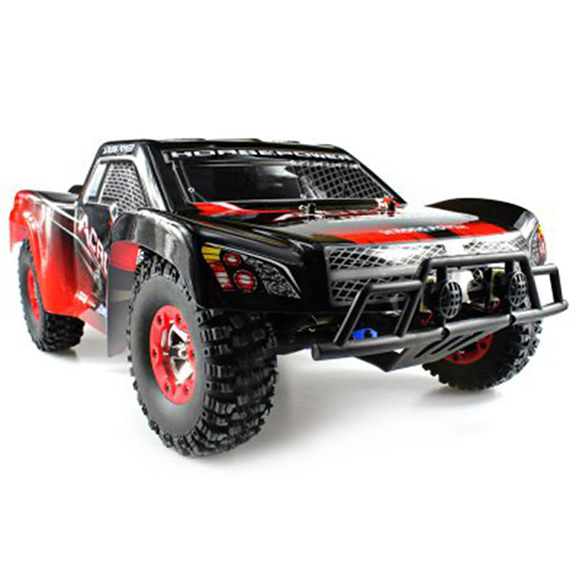 RC Car WLtoys 12423 2.4G Buggy (Off-road) / Truck / Monster Truck Titanfoot 1:12 Brush Electric 50 km/h Remote Control / RC / Rechargeable / Electric