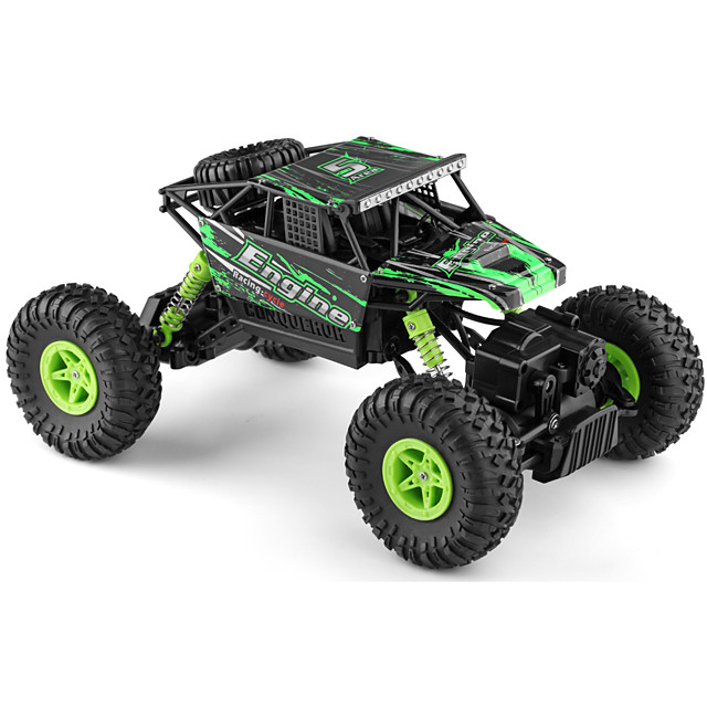 RC Car WLtoys 18428-B 2.4G Buggy (Off-road) / Off Road Car / Drift Car 1:18 Brush Electric 9 km/h Remote Control / RC / Rechargeable / Electric