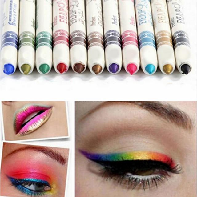 Eyeliner Accessoires de Maquillage Stylos & Crayons Maquillage Œil Quotidien Maquillage Quotidien Longue Durée Naturel Cosmétique Accessoires de Toilettage