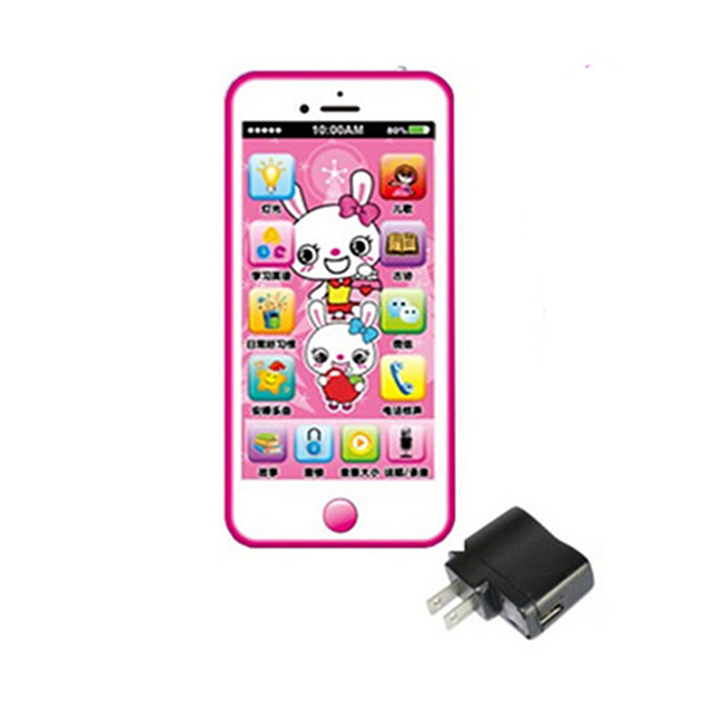 Toy Phones Toys Toys Rechargeable Smart intelligent Novelty Kid's Pieces