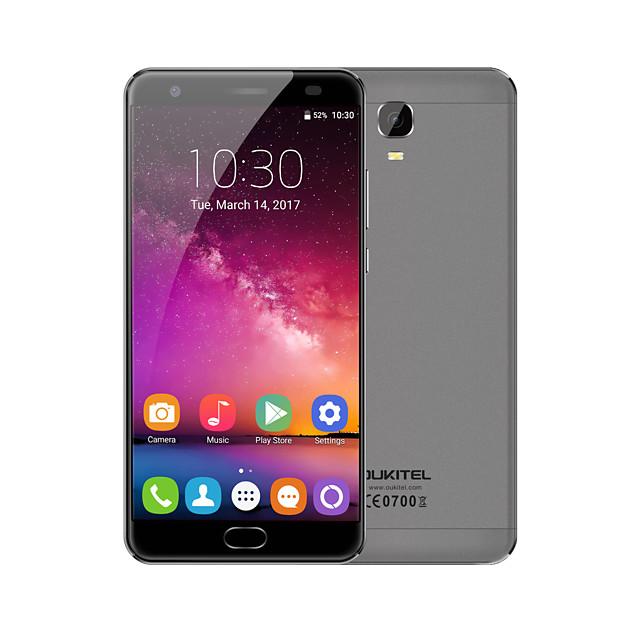 OUKITEL OUKITEL K6000 PLUS 5.5 дюймовый / 5.1-5.5 дюймовый дюймовый 4G смартфоны (4GB + 64Гб 16 mp MediaTek MT6750T 6080 mAh мАч) / 1920*1080 / Octa Core / FDD (B1 2100MHz) / FDD (B3 1800MHz)