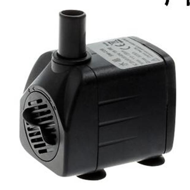 Aquarium Fish Tank Water Pump Vacuum Cleaner Energy Saving Non-toxic & Tasteless Plastic 1 pc 100-240 V / # / #