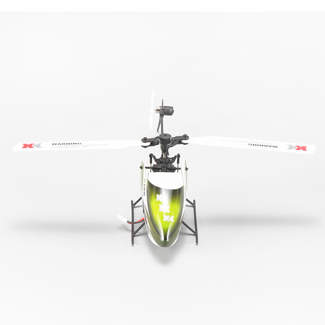 RC Helicopter WLtoys K100-B 6ch 6 Axis 2.4G Brushless Electric - BNF Aerobatics Remote Control / RC / Flybarless